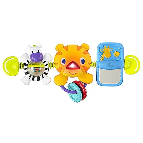 Bright Starts Trade Take Along Carrier Toy