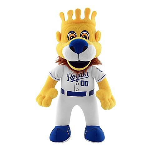 Buy Mlb Kansas City Royals Slugger Mascot 10 Inch Plush