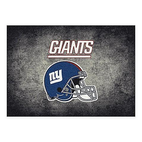 Buy Milliken Nfl New York Giants 5 Foot 4 Inch X 7 Foot 8