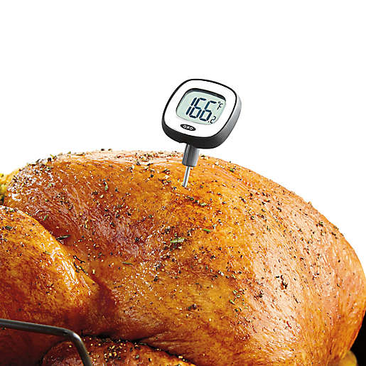 OXO Good Grips® Chef's Precision Digital Instant-Read Thermometer. View a larger version of this product image.
