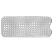 Perfect Image Of Extra Long Deluxe 16 Inch By 39 Inch Bath Mat