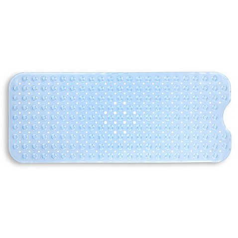 Extra Long Deluxe 16 Inch By 39 Inch Bath Mat Bed Bath