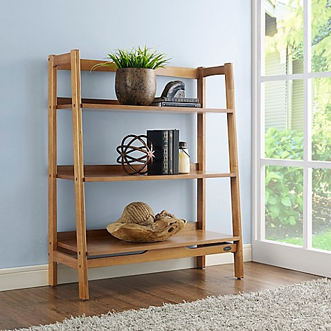 Crosley Furniture Landon Bookcase