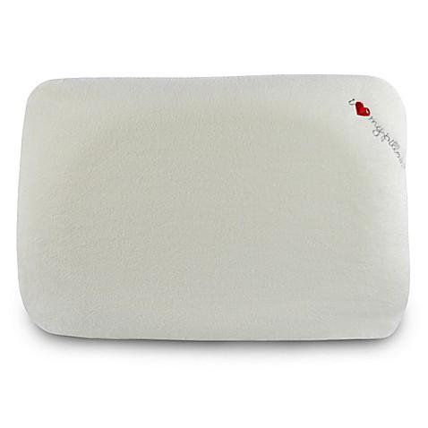 Love My Pillow Signature Contour Memory Foam Bed Pillow