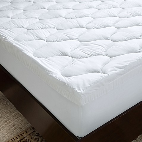 Buy Serta 4 Inch Dual Layer Gel Memory Foam Full Mattress
