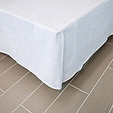 image of Sherry Kline Manhattan Bed Skirt in Off White