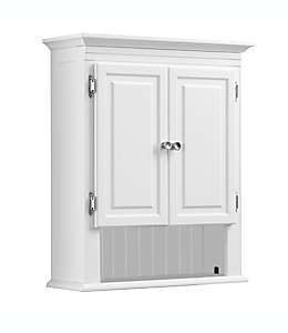 Gabinete de pared Wakefield No Tools™, en blanco
