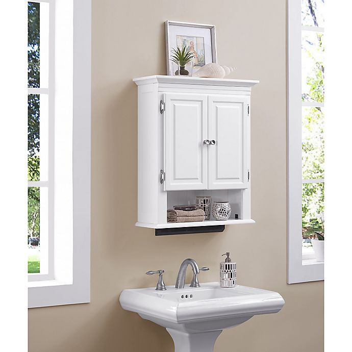 Wakefield No Tools Wall Cabinet Bed Bath Beyond