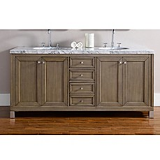 image of James Martin Furniture Chicago 72-Inch Double Vanity Collection