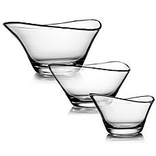 image of nambe moderne bowl