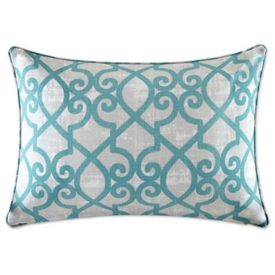 Madison Park Daven Rectangle Throw Pillow - Bed Bath & Beyond