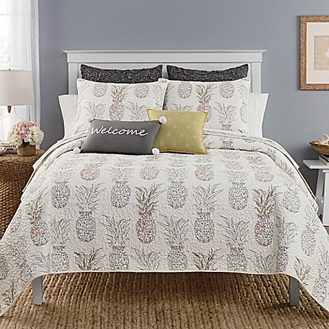 Quilts Coverlets Tropical Bed Bath Beyond