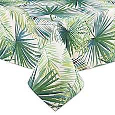 image of Shades of Palm Tablecloth