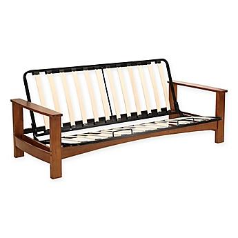 image of simmons   vancoucer express futon frame futons  u0026 sleeper sofas   futon frame   bed bath  u0026 beyond  rh   bedbathandbeyond