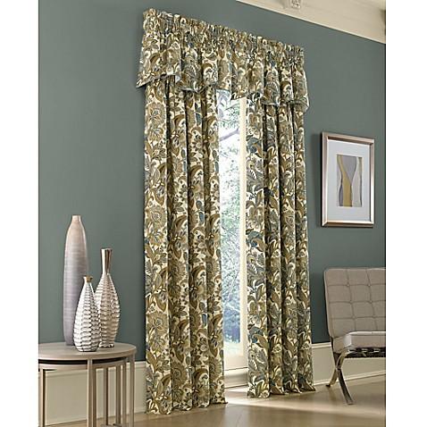 Buy J Queen New York Valdosta 84 Inch Window Curtain