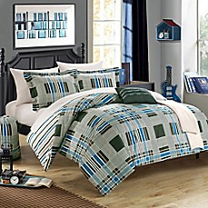 image of Chic Home Rochester Comforter Set