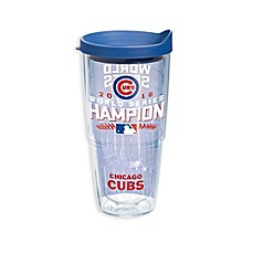 image of Tervis® MLB World Series Champion Chicago Cubs 24 oz. Wrap Tumbler with Lid