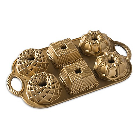 Mini Bundt Cake Pan Bed Bath And Beyond