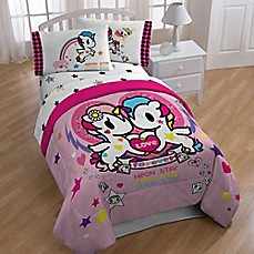 image of Neon Star by tokidoki Comforter