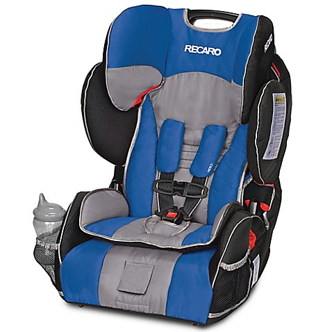 recaro performance sport booster car seat in sapphire buybuy baby. Black Bedroom Furniture Sets. Home Design Ideas