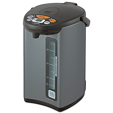 Zojirushi 17 Cup Water Boiler And Warmer Bed Bath Amp Beyond