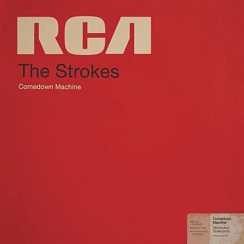 The Strokes Quot Comedown Machine Quot Vinyl Lp Bed Bath Amp Beyond