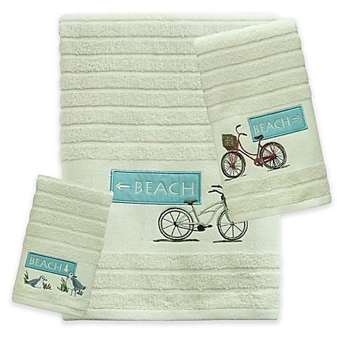 Bacova Beach Cruiser Bath Towel Collection Bed Bath Amp Beyond
