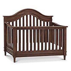 image of Franklin & Ben Amelia 4-In-1 Convertible Crib in Cocoa
