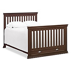 image of Franklin & Ben Mason Full Size Bed Conversion Kit in Rustic Brown