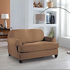 Loveseat Slipcovers Furniture Covers Amp Throws Bed Bath
