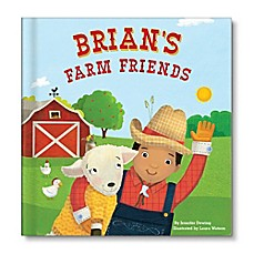 image of Personalized Children's Board Book: