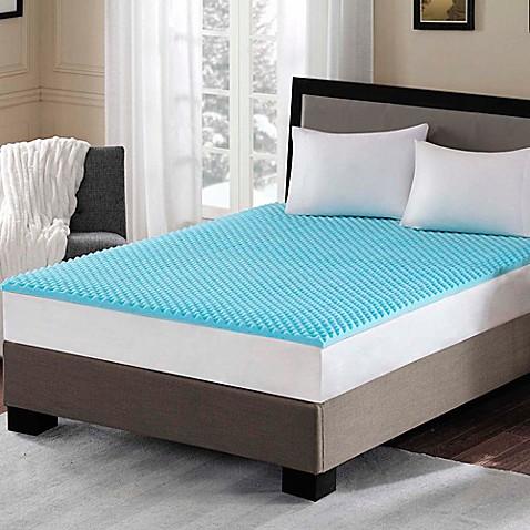 Buy Sleep Philosophy Flexapedic 1 5 Inch Gel Memory Foam