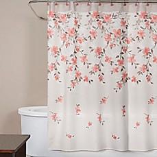 Saturday Knight Coral Garden Shower Curtain
