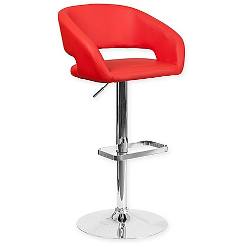 flash furniture contemporary bar stool bed bath beyond