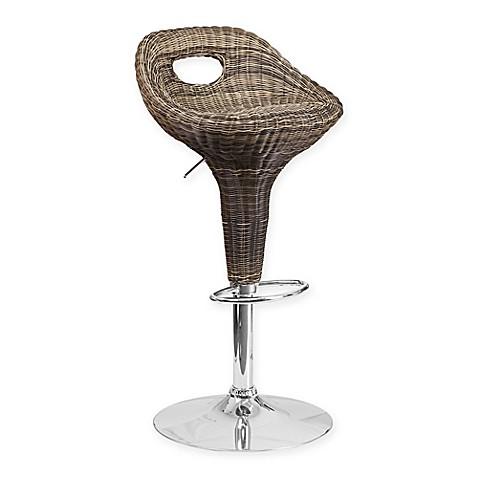 Buy Flash Furniture 32 Inch Contemporary Wicker Adjustable