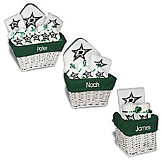 image of Designs by Chad and Jake NHL Personalized Dallas Stars Gift Basket