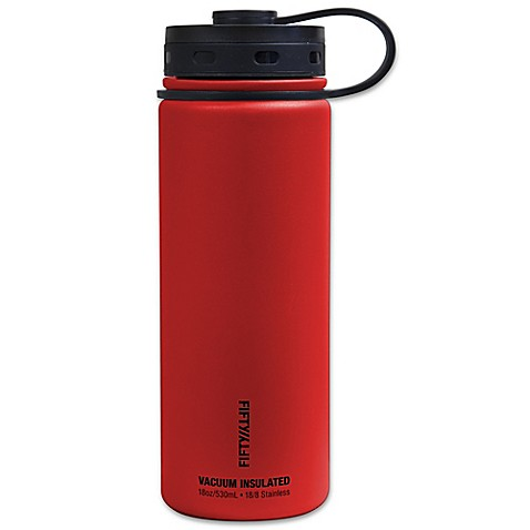 Buy Fifty Fifty Double Wall Vacuum Insulated 18 Oz Water