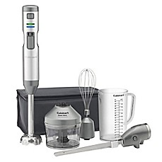 image of Cuisinart® Smart Stick® Cordless Hand Blender with Electric Knife