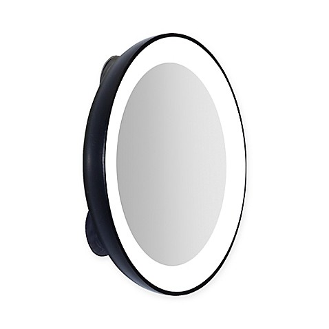 Zadro Next Generation Led Mini Spot Mirror Bed Bath