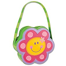 image of Stephen Joseph® Flower Go Go Purse in Pink