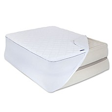 image of AeroBed® Insulated Mattress Pad Cover in White