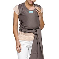 image of Moby® Wrap Classic Modern Baby Carrier in Slate