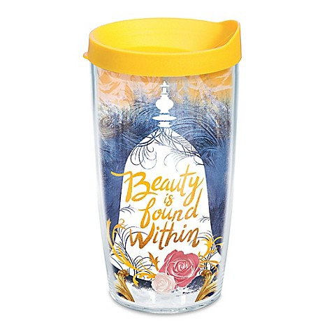 Tervis 174 Disney 174 Princess Quot Beauty Is Found Within Quot 16 Oz