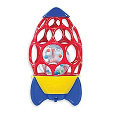 image of Oball™ Rattle & Rocket™ Toy