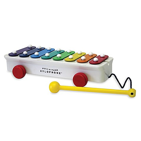 Fisher-Price® Classic Pull-A-Tune™ Xylophone