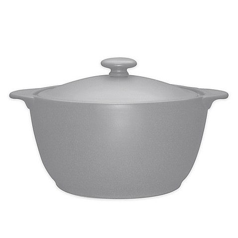 Noritake® Colorwave Covered Casserole in Slate - Bed Bath & Beyond