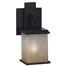 image of kenroy home plateau 1 light bath sconce in oil rubbed bronze bathroom track lighting 1