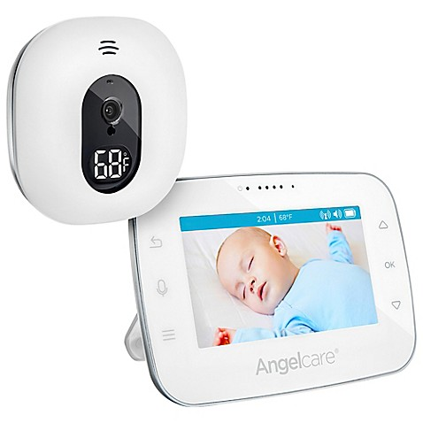 "Angelcare® AC310 4.3"" Touch Control Video and Sound Monitor"