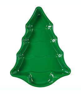 Molde de árbol de Navidad Wilton® antiadherente en verde