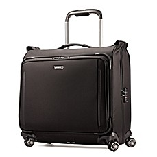 image of Samsonite Silhouette® XV Duet Voyager Spinner Garment Bag in Black